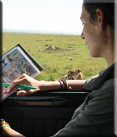 Click here to visit the Mara Predator Project blog